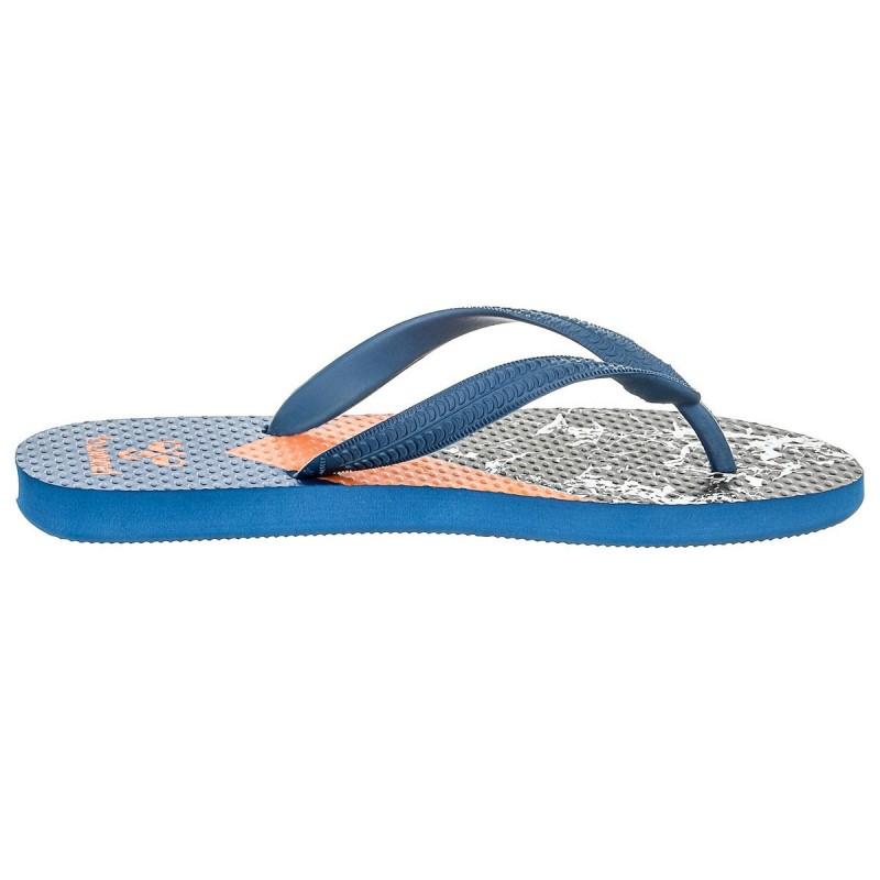 newest 08660 b49c2 Вьетнамки мужские HUMMEL Flip Flop синие 063-832-7005