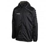 Куртка детская HUMMEL STAY AUTHENTIC ALL WEATHER черная 180-377-2001