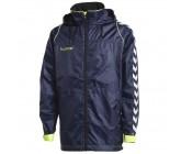 Куртка мужская Hummel Bee Authentic Jacket All Weather Jacket синяя 080-452-7607