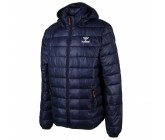 Куртка мужская Hummel CLASSIC BEE MENS BUBBLE JKT синяя 080-737-8282