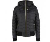 Куртка женская Hummel PEGGY JACKET черная 080-761-2001