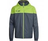 Куртка мужская Hummel SIRIUS ALL WEATHER JACKET серо-зеленая 080-815-1616