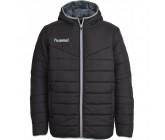 Куртка детская Hummel SIRIUS STADIUM JACKET черная 180-816-2921