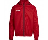 Ветровка Hummel CORE SPRAY JACKET красная 080-822-3062