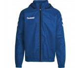 Ветровка Hummel CORE SPRAY JACKET синяя 080-822-7045