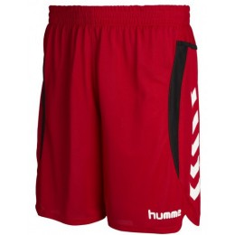 Шорты Hummel TEAM PLAYER POLY SHORTS TRUE RED 10-749-3062