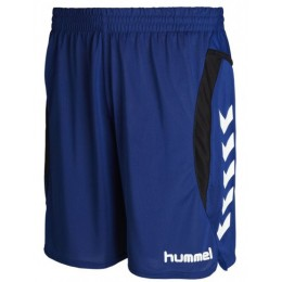 Шорты Hummel TEAM PLAYER POLY SHORTS TRUE BLUE 10-749-7045