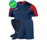 Комплект футбольной формы Joma ESTADIO(футболка+шорты+гетры) 100146.306