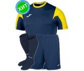 Комплект футбольной формы Joma ESTADIO(футболка+шорты+гетры) 100146.309