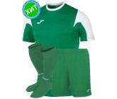 Комплект футбольной формы Joma ESTADIO(футболка+шорты+гетры) 100146.452