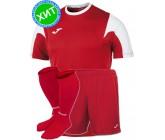 Комплект футбольной формы Joma ESTADIO(футболка+шорты+гетры) 100146.602