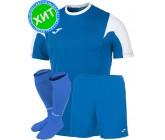 Комплект футбольной формы Joma ESTADIO(футболка+шорты+гетры) 100146.702