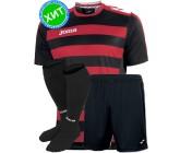 Комплект футбольной формы Joma EUROPA II 1211.98.002 (футболка+шорты+гетры)