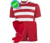 Комплект футбольной формы Joma EUROPA II 1211.98.001-(футболка+шорты+гетры)