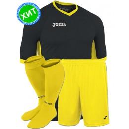 Комплект футболка+шорты+гетры Joma Emotion 100402.100-2
