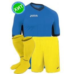 Комплект футболка+шорты+гетры Joma Emotion 100402.700-3