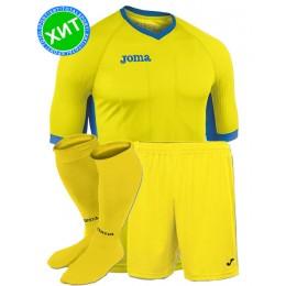 Комплект футболка+шорты+гетры Joma Emotion 100402.900