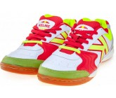Футзалки Kelme Fultac Neo White Red 55341