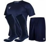 Комплект футбольной формы Swift VITTORIA(футболка+шорты+гетры) темно-синяя