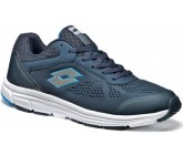 Кроссовки мужские Lotto LIGHTRUN (S4448) BLUE AVIATOR/TITAN GREY