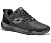 Кроссовки мужские Lotto CITYRIDE AMF (S4980) BLACK/TITAN GREY