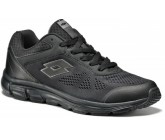 Кроссовки мужские Lotto LIGHTRUN (S4447) BLACK/TITAN GREY