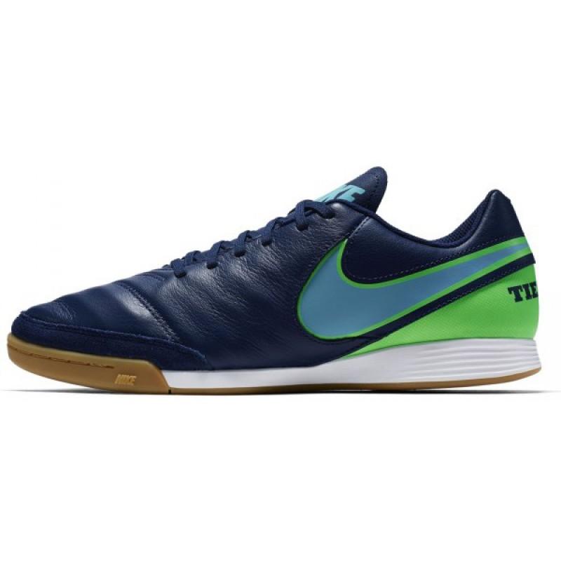 bfbb2c9b4e5570 Футбольная обувь и обувь для футзала : Футзалки Nike Tiempo Genio II ...