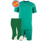 Акция! Комплект футбольной формы (футболка+шорты+гетры) lotto KIT SIGMA Green