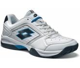 Кроссовки теннисные мужские Lotto T-TOUR VIII 600 (S3811) WHITE/BLUE AVIATOR