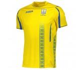 Игровая футболка с коротким рукавом сборной Украины по футболу Joma FFU101011.17