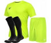 Комплект футбольной формы Swift VITTORIA(футболка+шорты+гетры) желтый