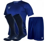 Комплект футбольной формы Swift VITTORIA(футболка+шорты+гетры) синий