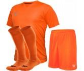 Комплект футбольной формы Swift VITTORIA(футболка+шорты+гетры) оранжевый