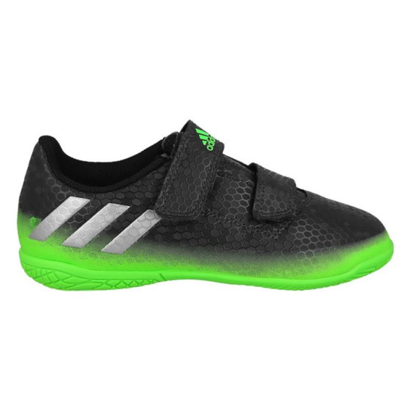 76867080de90 Обувь для футзала Adidas   Футзалки детские Adidas JR Messi 16.4 H L ...