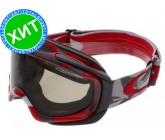 Горнолыжная маска Oakley AMBUSH GLACIER RED DARK GREY 57-756