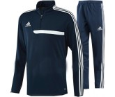 Спортивный костюм Adidas Tiro 13 темно-синий
