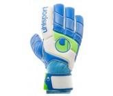Вратарские перчатки uhlsport FANGMASCHINE SOFT BLUE 100054301