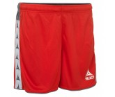 Спортивные шорты женские Select Ultimate shorts 628530 красные