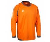 Футболка вратаря Select Chile goalkeeper's jersey 629930 оранжевая