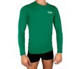 Компрессионная футболка 6901 Select Compression t-shirt L/S 569020 зеленая