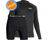 Акция! Комплект термобелья Select футболка и велосипедки 6901+6400