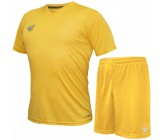 Комплект футбольной формы Swift VITTORIA(футболка+шорты) желтая