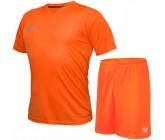 Комплект футбольной формы Swift VITTORIA(футболка+шорты) оранжевая
