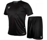 Комплект футбольной формы Swift VITTORIA(футболка+шорты) черный