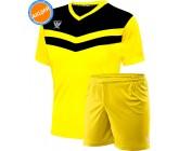 Комплект футбольной формы Swift Romb(футболка+шорты)yell