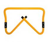 Барьер тренировочный универсальный SWIFT Multi-functional hurdle, 23-31 см желтый