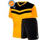 Комплект футбольной формы Swift Romb(футболка+шорты)brwn