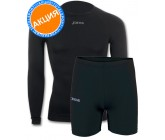 Акция! Комплект термобелья Joma Brama футболка и велосипедки 3480.55.101+933.101
