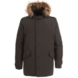 Пуховик Trespass GALLACHER MALE DOWN JKT MAJKSKK10001-DARK KHAKI