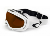 Горнолыжная маска Oakley 01-269 AMBUSH POLISHED WHITE  W/VR28